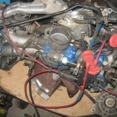 Двигатель EJ205 по запчастям