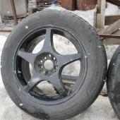 колеса с хонды