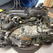 Subaru EJ20X В разбор