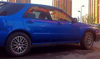 Subaru Impreza GG3 2.0